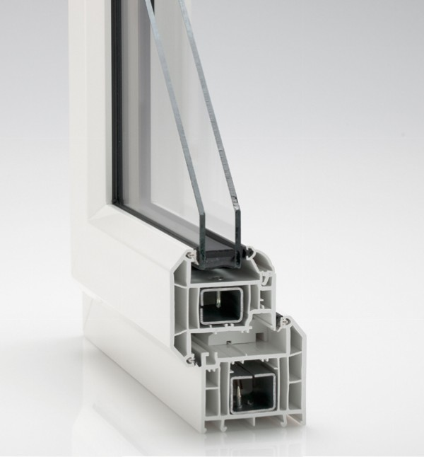 5 chambered energy efficient windows