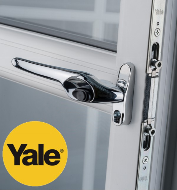 Yale Security in Shepley Windows
