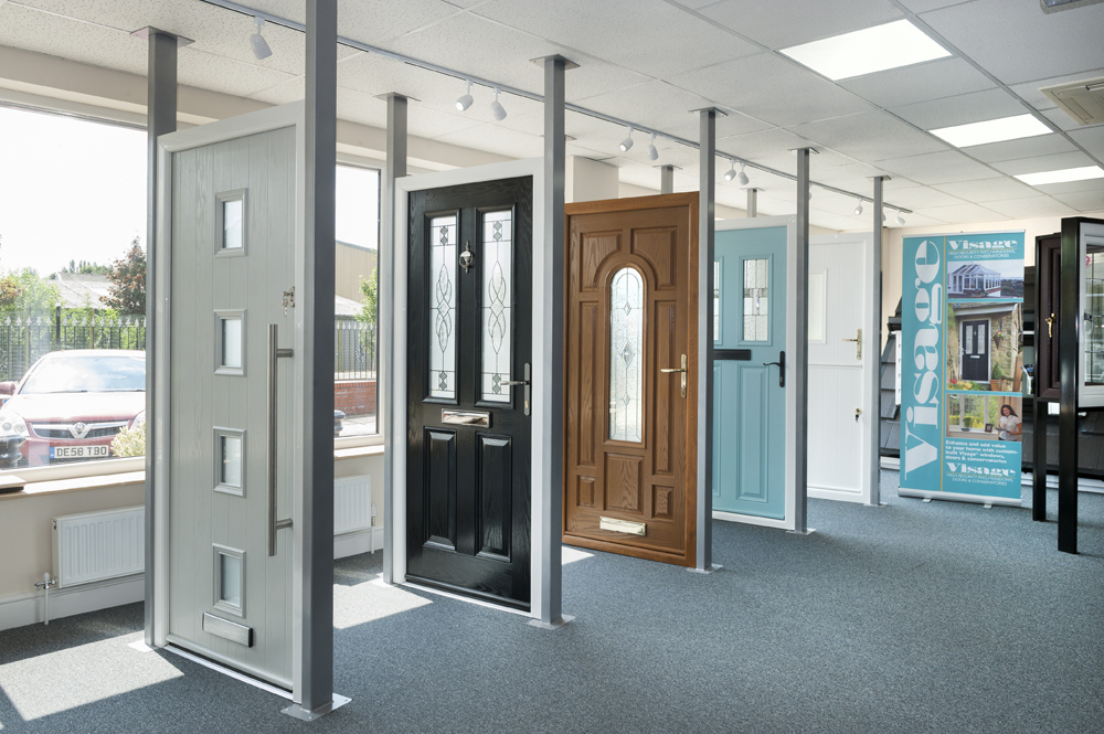 New Energy Centre Showroom Gets The Visage Treatment