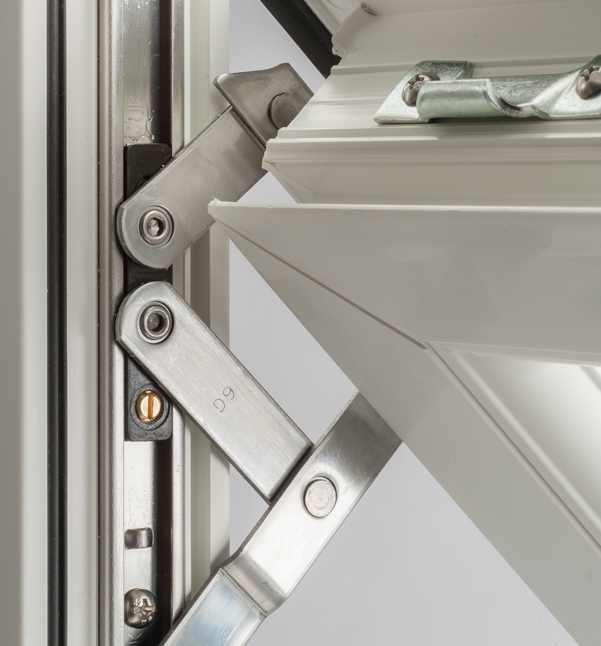 Quality hinges for windows